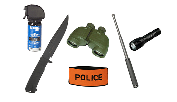 Equipement de defense
